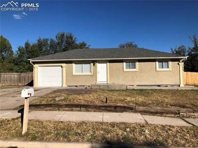 2103 Carmel Drive, Colorado Springs, CO 80910 - MLS#: 4299599