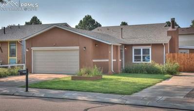 3015 N Moonbeam Circle, Colorado Springs, CO 80916 - MLS#: 4302420