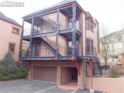 117 Canon Avenue, Manitou Springs, CO 80829 - MLS#: 4319352