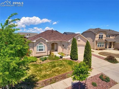 7268 Amberly Drive, Colorado Springs, CO 80923 - MLS#: 4324069