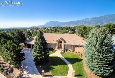 3620 Camels View, Colorado Springs, CO 80904 - MLS#: 4324593