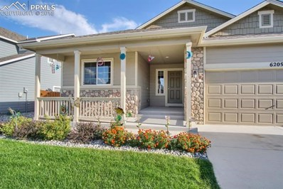 6209 San Mateo Drive, Colorado Springs, CO 80911 - MLS#: 4324802