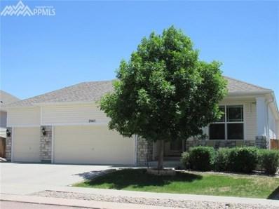 7063 Flowering Almond Drive, Colorado Springs, CO 80923 - MLS#: 4331041