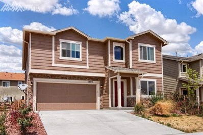 4080 Silver Star Grove, Colorado Springs, CO 80911 - MLS#: 4343324