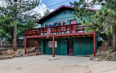 5320 Rampart Terrace Road, Cascade, CO 80809 - #: 4347480