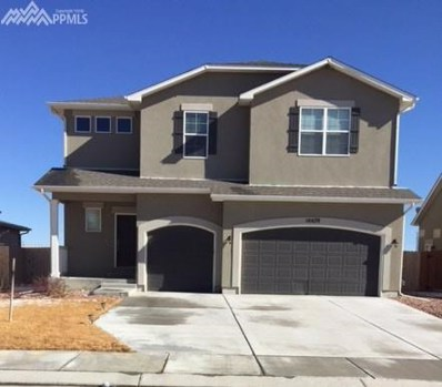 10670 Abrams Drive, Colorado Springs, CO 80925 - MLS#: 4356617