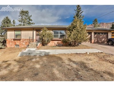 7770 Marriott Road, Cascade, CO 80809 - MLS#: 4359121