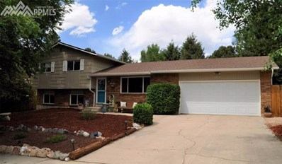 4564 Iron Horse Trail, Colorado Springs, CO 80917 - MLS#: 4360254