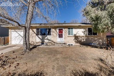 4707 La Cresta Drive, Colorado Springs, CO 80918 - MLS#: 4362957