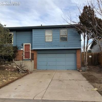 3105 Sunray Place, Colorado Springs, CO 80916 - MLS#: 4365898