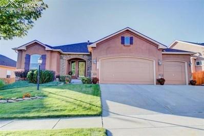 6064 High Noon Avenue, Colorado Springs, CO 80923 - MLS#: 4372898