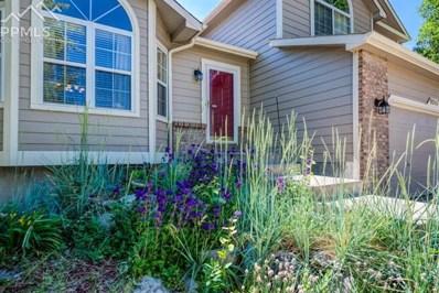 6045 Fescue Drive, Colorado Springs, CO 80923 - MLS#: 4373439