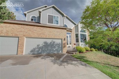 145 Wuthering Heights Drive, Colorado Springs, CO 80921 - MLS#: 4376817