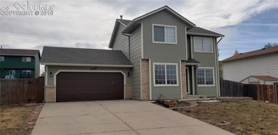 1135 Pond Side Drive, Colorado Springs, CO 80911 - MLS#: 4377878