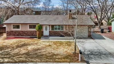 1406 Darby Street, Colorado Springs, CO 80907 - MLS#: 4400371