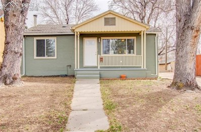 311 Farragut Avenue, Colorado Springs, CO 80909 - MLS#: 4404654