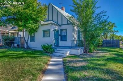 1201 E Boulder Street, Colorado Springs, CO 80909 - MLS#: 4419646