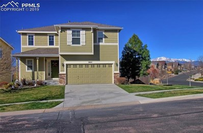 7405 Forest Falcon View, Colorado Springs, CO 80922 - MLS#: 4426732