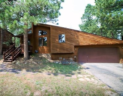 760 Pinon Ridge Drive, Woodland Park, CO 80863 - MLS#: 4444432