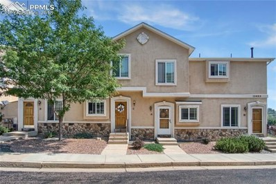 1431 Madison Ridge Heights UNIT A, Colorado Springs, CO 80904 - MLS#: 4445802