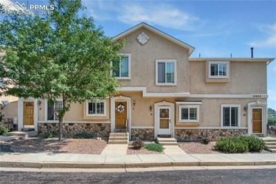 1431 Madison Ridge Heights UNIT A, Colorado Springs, CO 80904 - MLS#: 4445802
