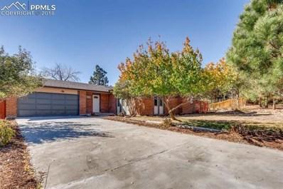 205 Dolomite Drive, Colorado Springs, CO 80919 - MLS#: 4447769