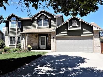 4945 Ramblewood Drive, Colorado Springs, CO 80920 - MLS#: 4450059