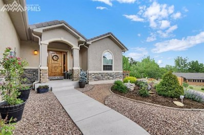 1509 Alpha Court, Colorado Springs, CO 80905 - MLS#: 4451448