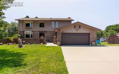 5208 Miranda Drive, Colorado Springs, CO 80918 - MLS#: 4456611