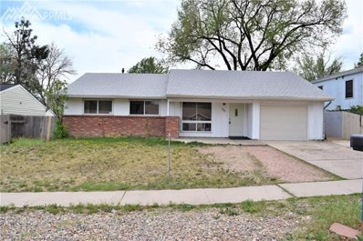 2927 Hayman Terrace, Colorado Springs, CO 80910 - MLS#: 4457875