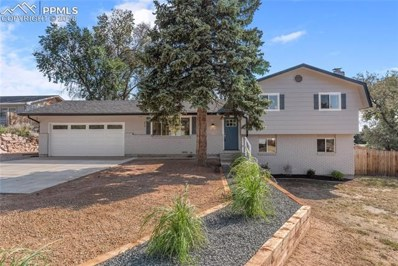 5015 Sapphire Drive, Colorado Springs, CO 80918 - MLS#: 4458817