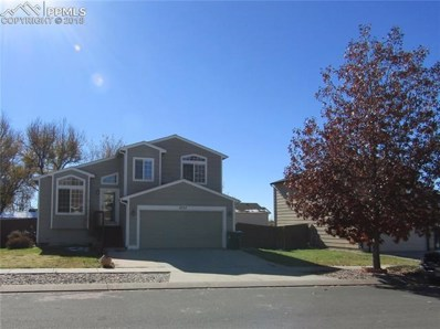 4757 Canyon Wren Lane, Colorado Springs, CO 80916 - MLS#: 4479129
