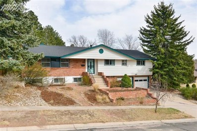 2211 Monteagle Street, Colorado Springs, CO 80909 - MLS#: 4483408