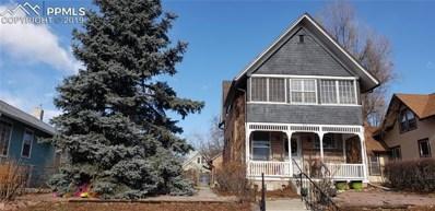 824 E Kiowa Street, Colorado Springs, CO 80903 - MLS#: 4491398
