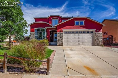 6834 Cool Spring Way, Colorado Springs, CO 80923 - MLS#: 4497444