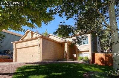 6358 Brightstar Drive, Colorado Springs, CO 80918 - MLS#: 4498027