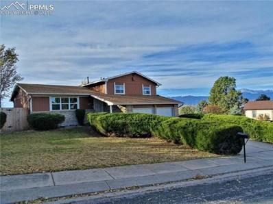 5215 Coneflower Lane, Colorado Springs, CO 80917 - MLS#: 4505553