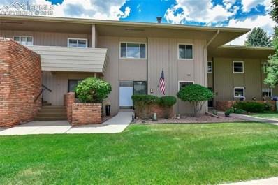 5204 Kissing Camels Drive UNIT 5, Colorado Springs, CO 80904 - MLS#: 4509623