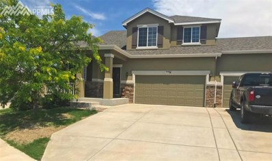 7706 Canyon Oak Drive, Colorado Springs, CO 80922 - MLS#: 4509717