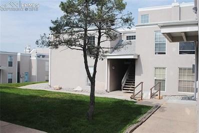 3530 Parkmoor Village Drive UNIT H, Colorado Springs, CO 80917 - MLS#: 4519767