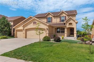 3726 Red Baron Drive, Colorado Springs, CO 80911 - MLS#: 4521619