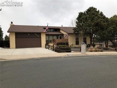 3810 Wesley Drive, Colorado Springs, CO 80917 - MLS#: 4522371