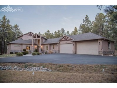 15785 Pole Pine Point, Colorado Springs, CO 80908 - MLS#: 4524429