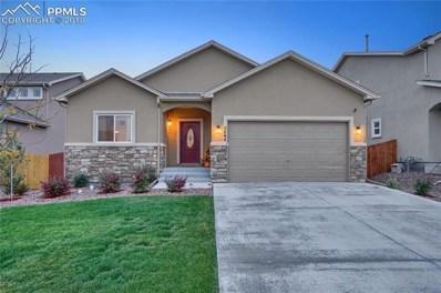 7494 Dutch Loop, Colorado Springs, CO 80925 - MLS#: 4532320