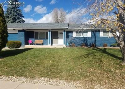 1326 Saratoga Drive, Colorado Springs, CO 80910 - MLS#: 4542721