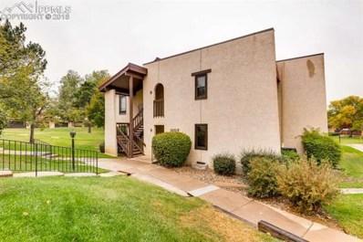 3107 Broadmoor Valley Road UNIT B, Colorado Springs, CO 80906 - MLS#: 4585134