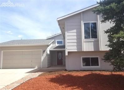 2365 Norwich Drive, Colorado Springs, CO 80920 - MLS#: 4588910
