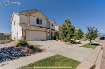 3848 Swainson Drive, Colorado Springs, CO 80922 - MLS#: 4592433