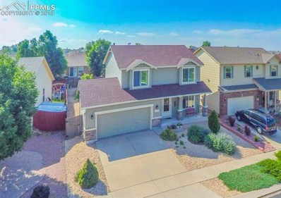 4833 Tory Ridge Drive, Colorado Springs, CO 80916 - MLS#: 4599203