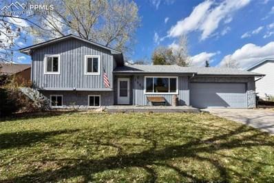 1960 Bula Drive, Colorado Springs, CO 80915 - MLS#: 4601734